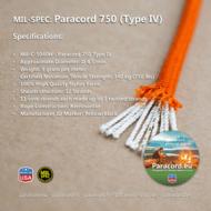 Paracord Mil-Spec