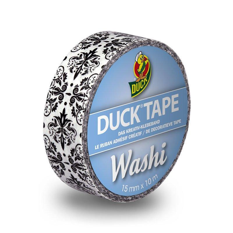 Black Ornament Duck Tape® Washi