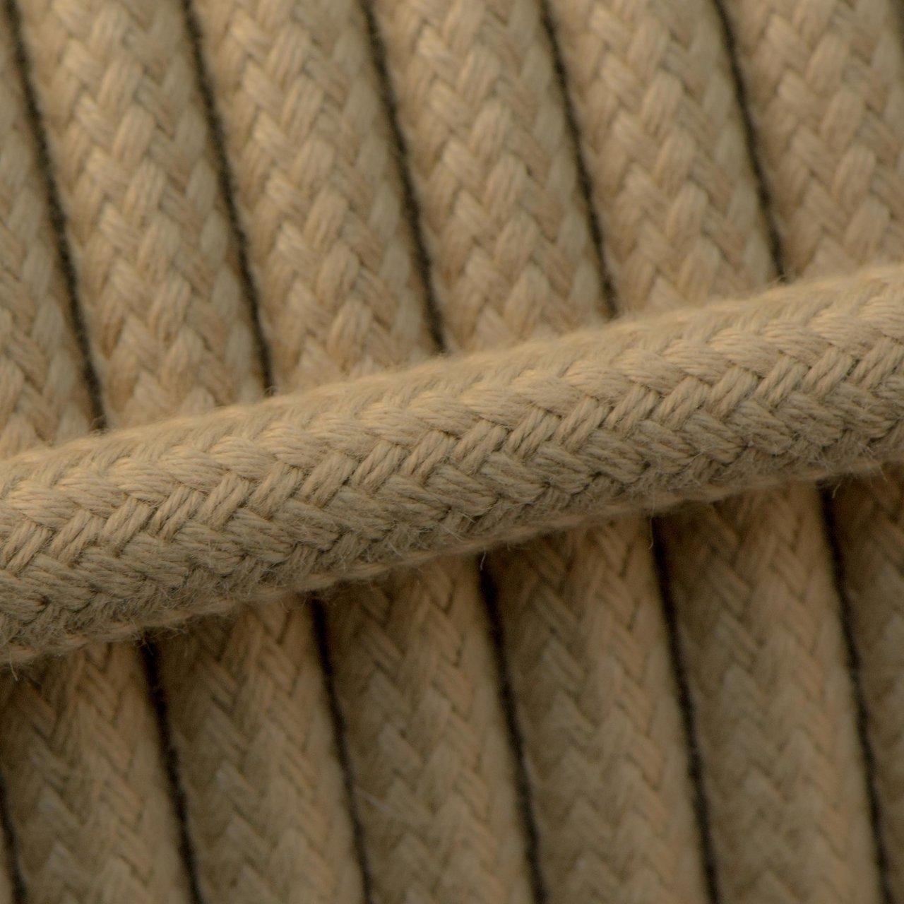Beige - Spun Corde - Ø 10mm.